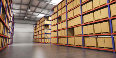 How pallet racks are useful for food and drink warehouses