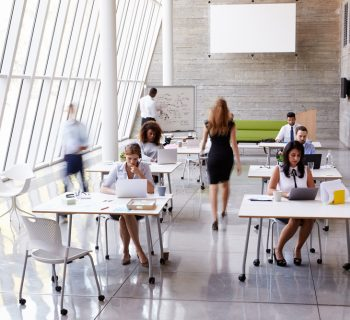 Hiring office space services
